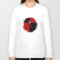 harley quinn Long Sleeve T-shirts featuring HARLEY QUINN - HARLEY QUINN by Raisya