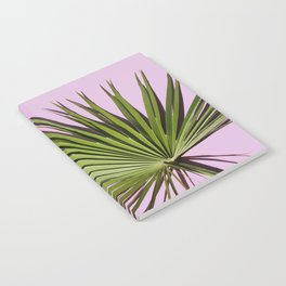 Palm on Lavender Notebook