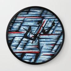 Orixás - Ogum Wall Clock