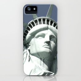Of Liberty iPhone Case
