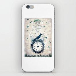 L'Hiver iPhone Skin