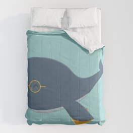 Ms. Whale Comforters
