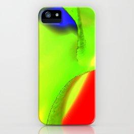 Landscape multicolor ign 541 iPhone Case