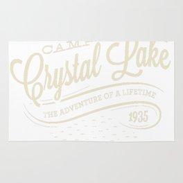 Camp Crystal Lake Rug