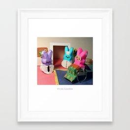 Coping Mechanisms: One Framed Art Print