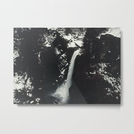 Close Your Eyes, Hold Me Tight, Don't Let Go Metal Print