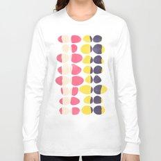 Painted Pebbles 3 Long Sleeve T-shirt