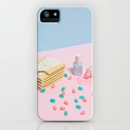 Spilled the Beans iPhone Case