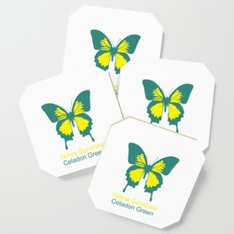 Ulysses Butterfly 1 Coaster