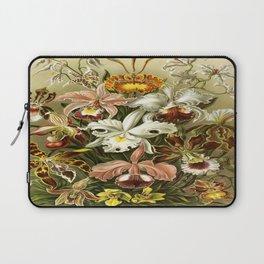 Ernst Haeckel Kunstformen der Nature Orchids Laptop Sleeve