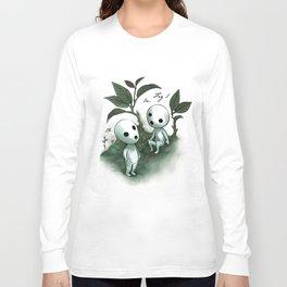 Natural Histories - Forest Spirit studies Long Sleeve T-shirt