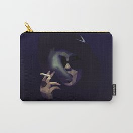 Low Poly Marla Singer Carry-All Pouch