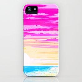 Pan Sky iPhone Case
