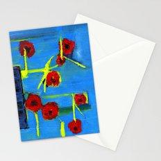 simple still life Stationery Cards