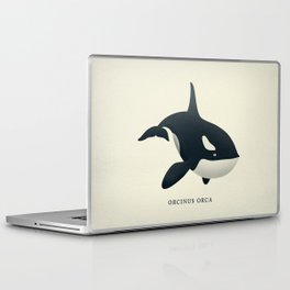 Orcinus Orca Laptop & iPad Skin
