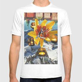 closure T-shirt