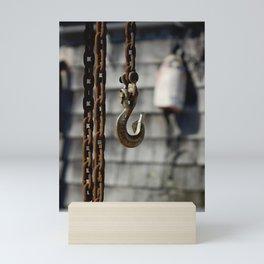 Hooked II Mini Art Print