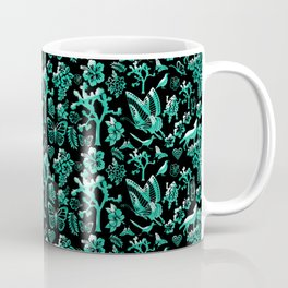 Joshua Tree Verde by CREYES Coffee Mug