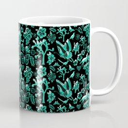 Joshua Tree Verde by CREYES Coffee Mug