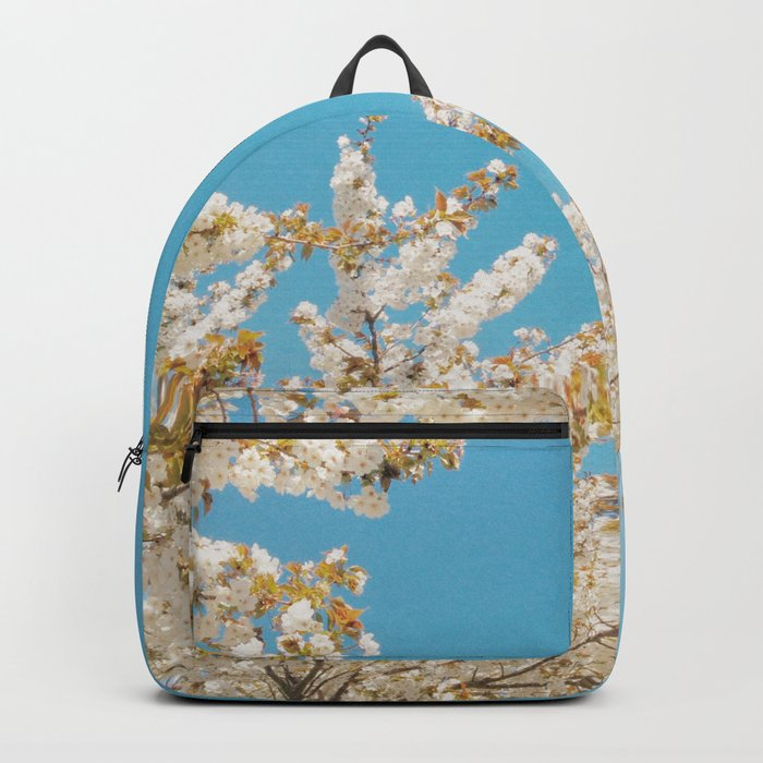 Wave of Flowers Backpack