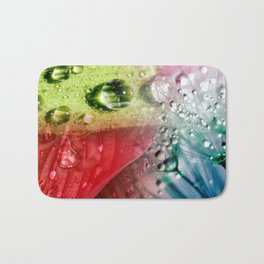 Nature's Rainfall Bath Mat