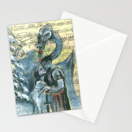 peaceable Christmas Stationery Cards