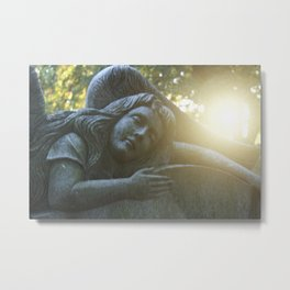 Angel Of Protection Metal Print