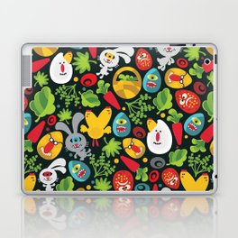 Ugly Easter. Laptop & iPad Skin