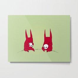 Little demons Metal Print