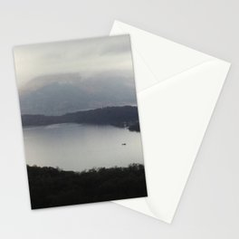 Across the Loch Stationery Cards