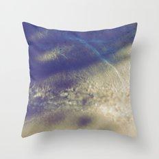 Soft Waves Throw Pillow