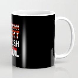 American Heart English Soul Gift Coffee Mug