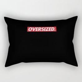 Oversized Style Rectangular Pillow