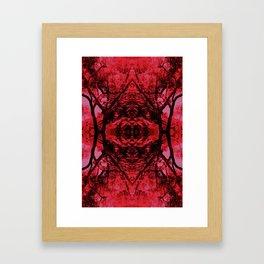 Birthing Crown Framed Art Print