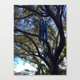 Life Sized Chime Canvas Print