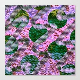 Vascular Spasm Canvas Print