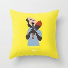 ZISSOU ( The Life Aquatic ) Throw Pillow