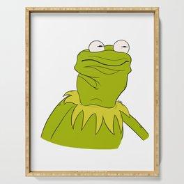 Kermit Serving Tray