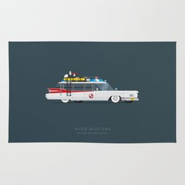 Ghostbusters  | Famous Cars Rug