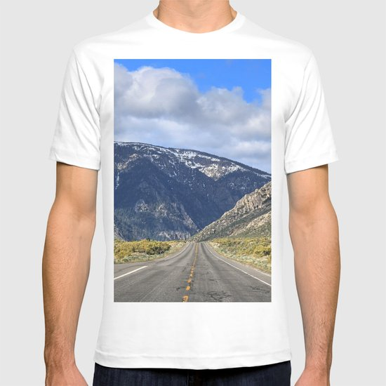 Hills Ahead T-shirt