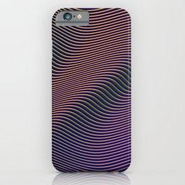 Fancy Curves II iPhone Case