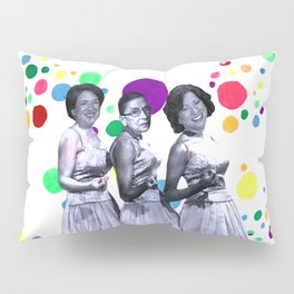 The Supremes: RBG, Sonia Sotomayor and Elena Kagan Pillow Sham