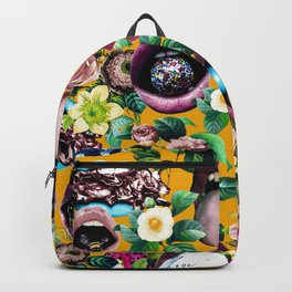 Sexy Floral Garden Backpack