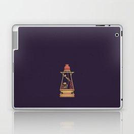 """poster : bottle 6 """"flacon à voiles"""" Laptop & iPad Skin"""