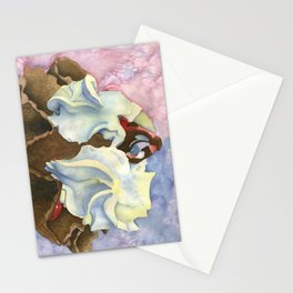 Topped with Whipped Cream Stationery Cards