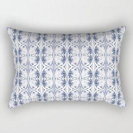 Audrina in Pale Indigo – B.G. Riley Design Rectangular Pillow