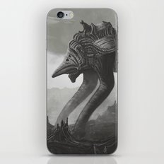 Alien Scout iPhone & iPod Skin