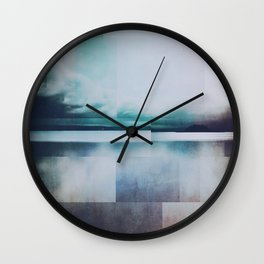 Fractions A92 Wall Clock
