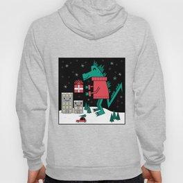 Kaiju Christmas Hoody