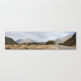 New Zealand country side Canvas Print